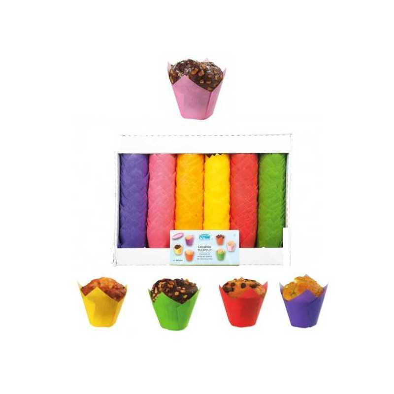 caissette cuisson tulipcup