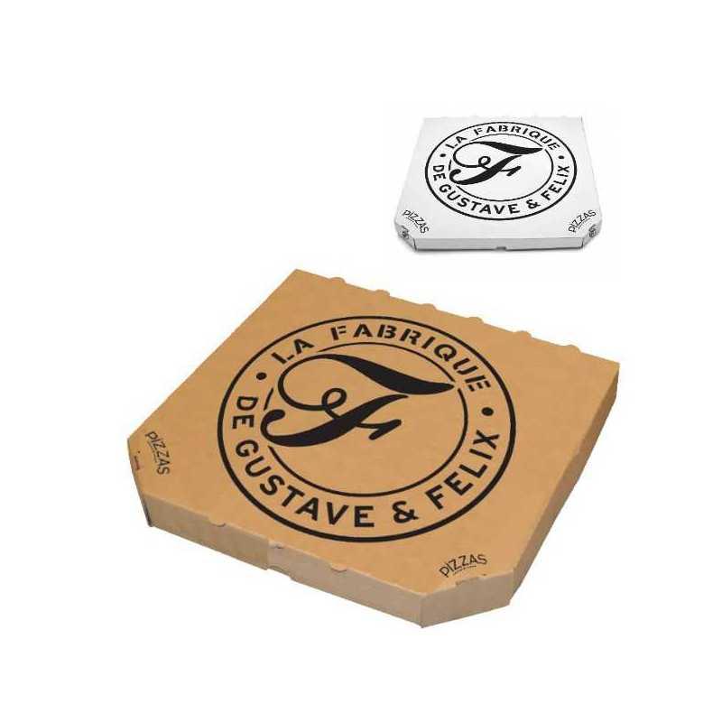 BOITES PIZZA CARTON