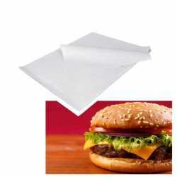 Papier ingraissable, papier d'emballage pour boulangerie et pâtisserie