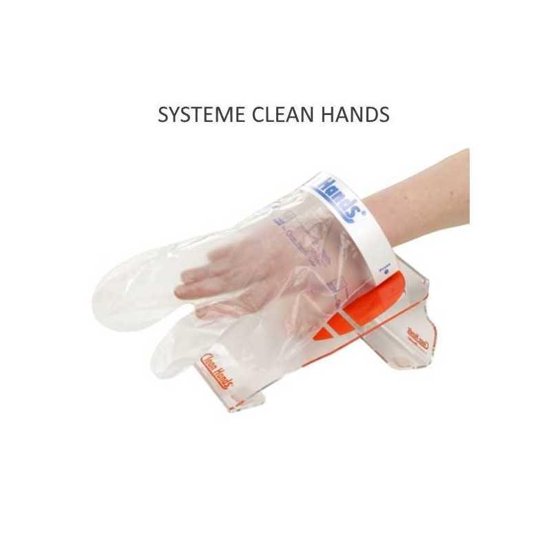 Gants professionnels en boulangerie et gants jetables Clean Hands
