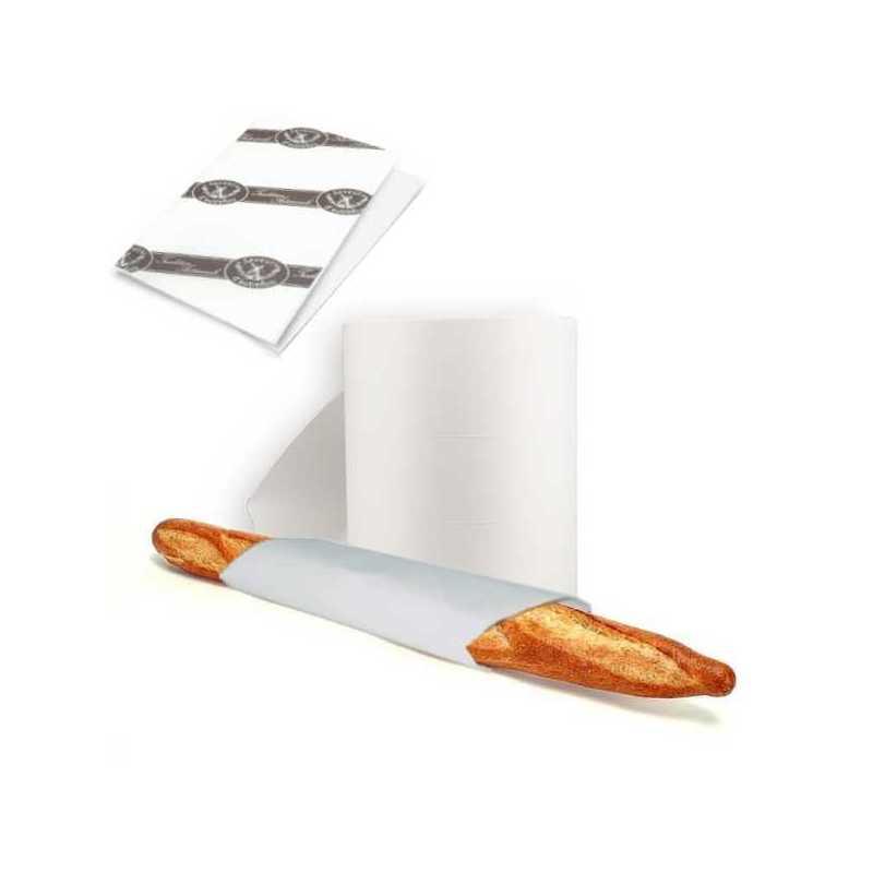 Papier Mousseline Thermosoudable boulangers et bouchers