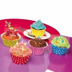 Caissettes de cuissons muffins et gâteaux, Pâtisseries et boulangeries