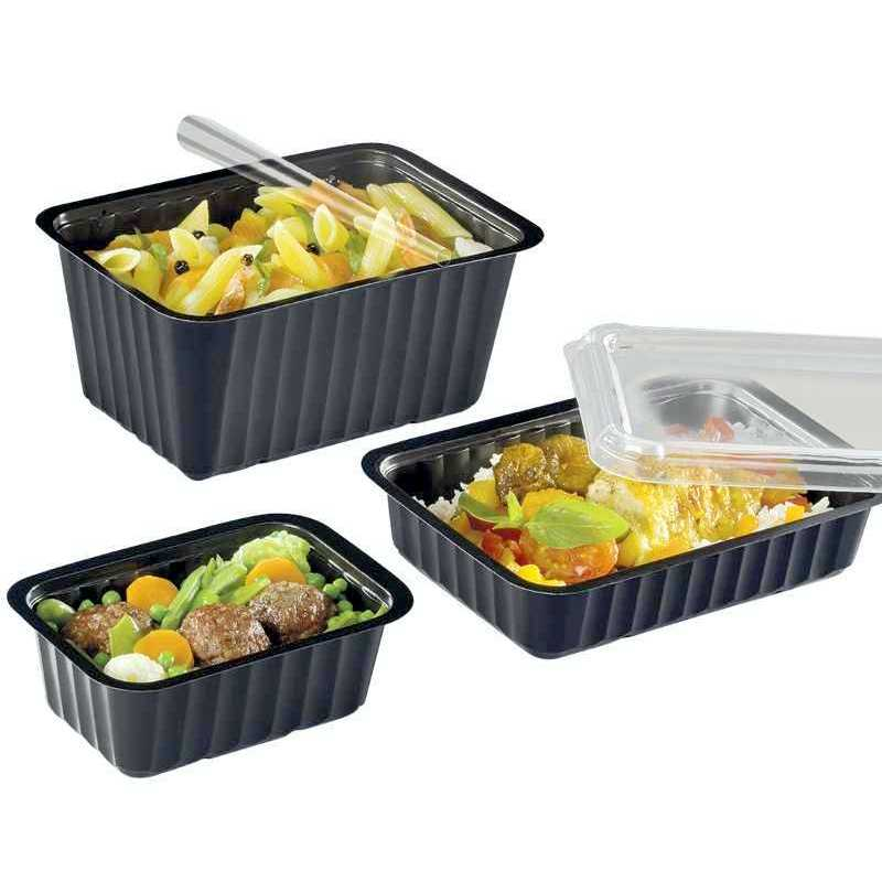 Barquettes alimentaires plastiques scellables alphacell