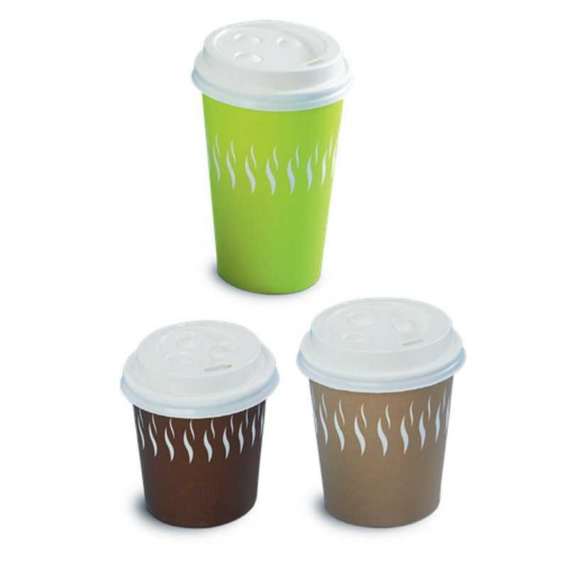 Gobelet carton économique pour boissons chaudes, café, thé, chocolat