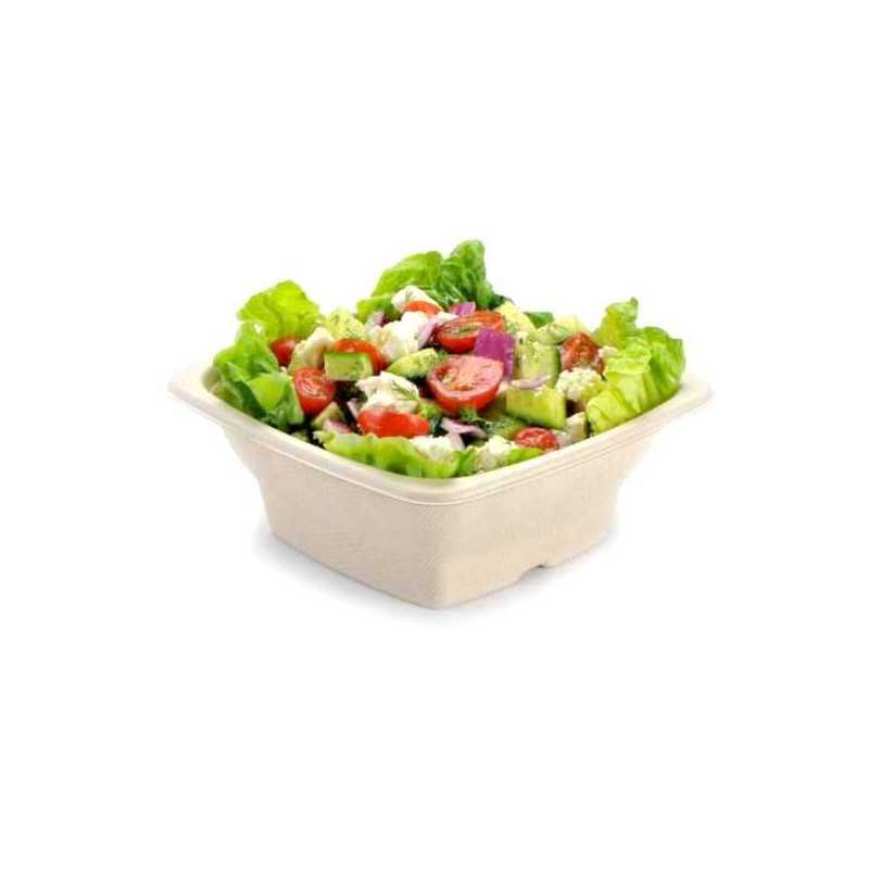 Boite à salade bio, emballage alimentaire écologique