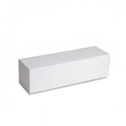 Emballage pour bûches de Noël, les boites à bûches avec Papa France