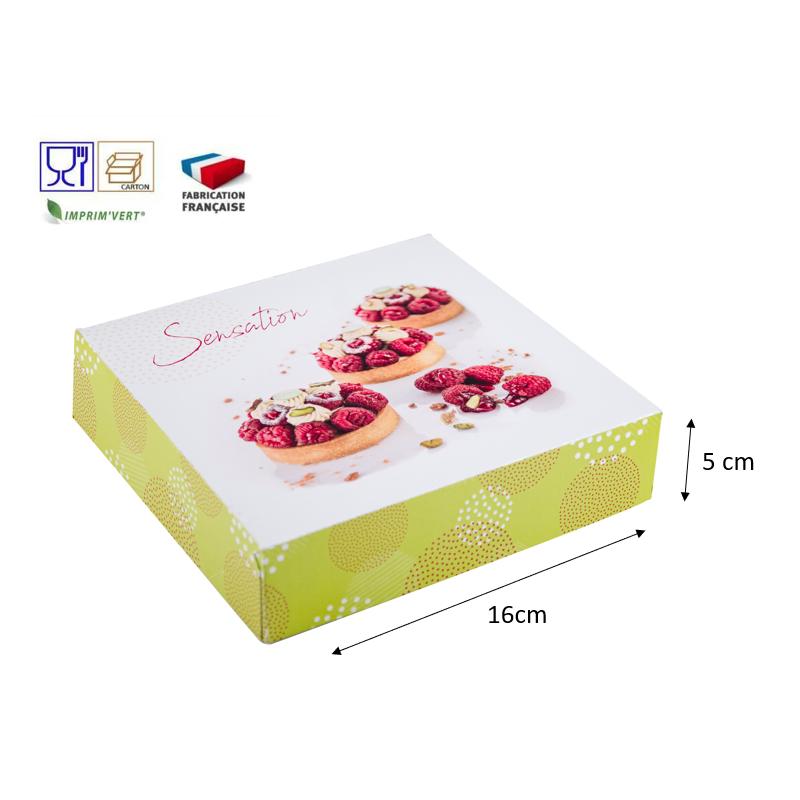 Boites à tarte décor Pauline GAULT & FREMONT - 10
