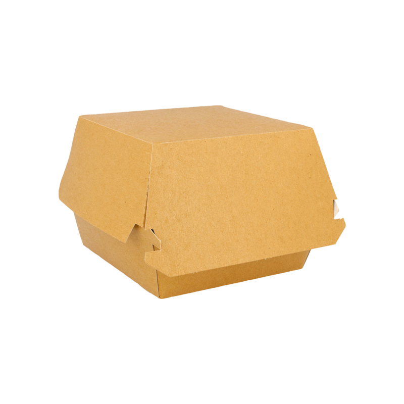 Boite burger 15.5x14.5x9.5cm